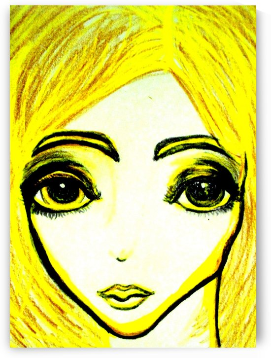 yellowgirl1 by Summer McGaha