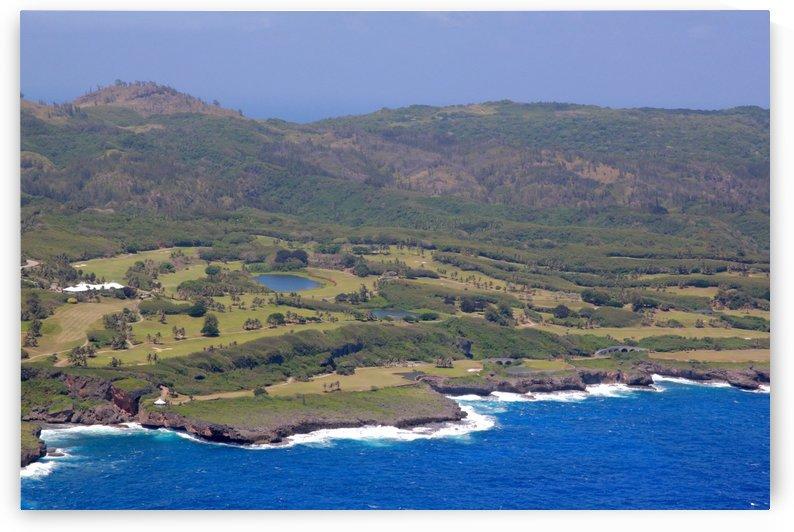 Saipan eastern coast by On da Raks