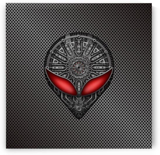 Altered Carbon Red Eye Reactor by alienstudio