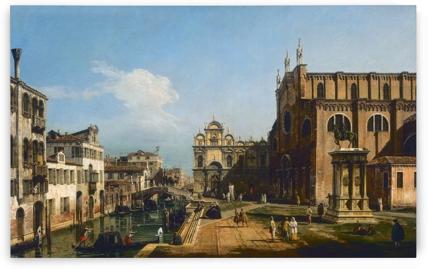 City moments by Bernardo Bellotto