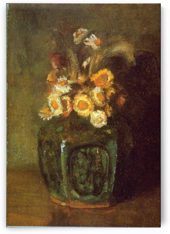 Ginger Jar by Van Gogh by Van Gogh