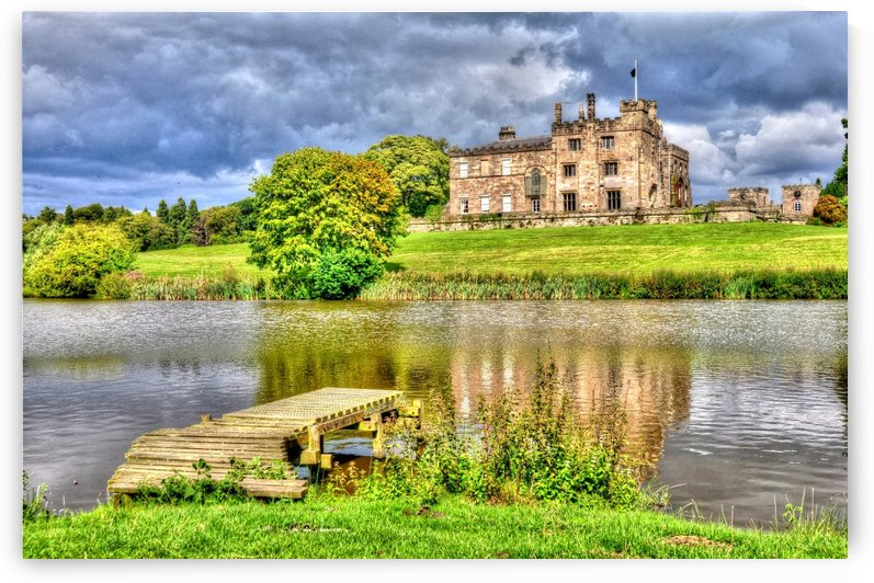 RIPLEY CASTLE 1 by Jean-Jacques MASSOU