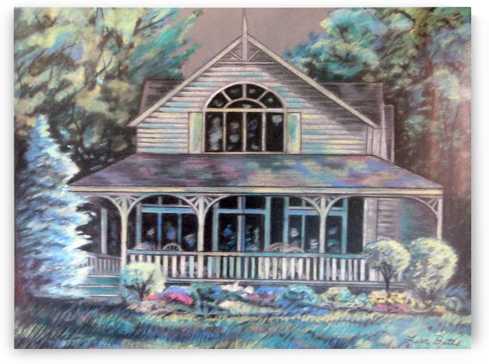 The Cottage Upnorth by Lisa Bates