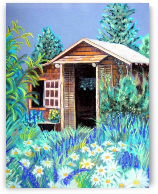 Shed by Lisa Bates