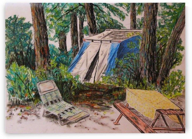 Weekend Away in Nature by Lisa Bates