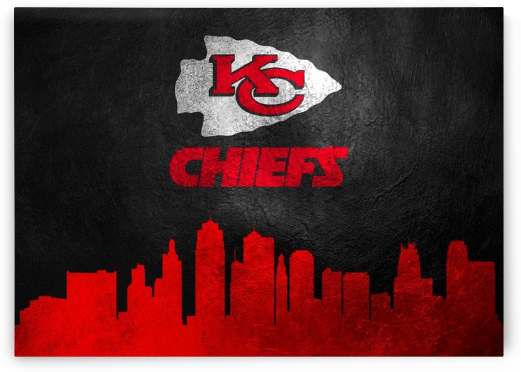 Kansascity Chiefs Skyline by ABConcepts