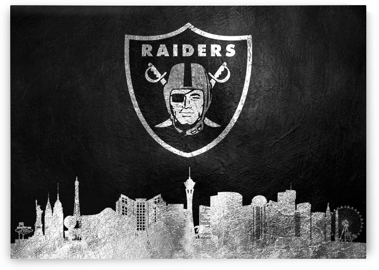 Lasvegas Raiders Skyline by ABConcepts