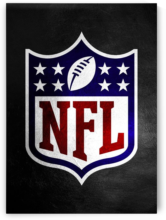 Nfl Logo Skyline by ABConcepts