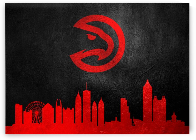 Atlanta Hawks by ABConcepts
