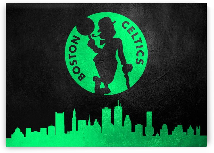 Boston Celtics by ABConcepts