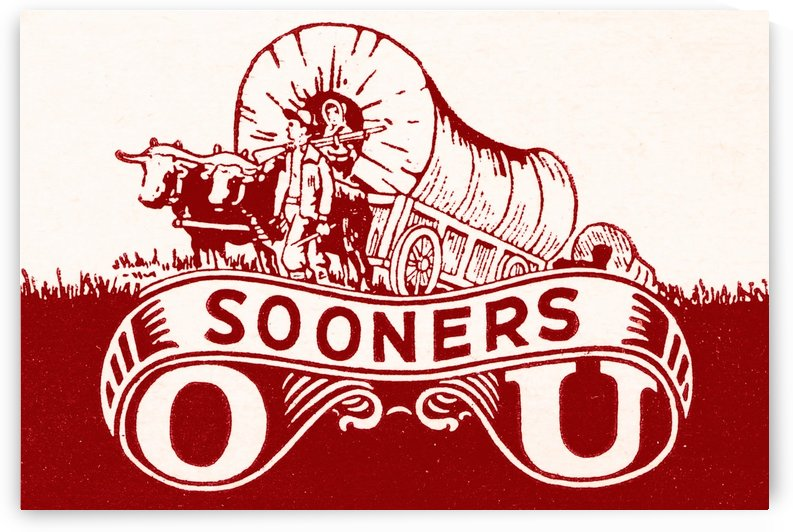 ou sooners by Row One Brand