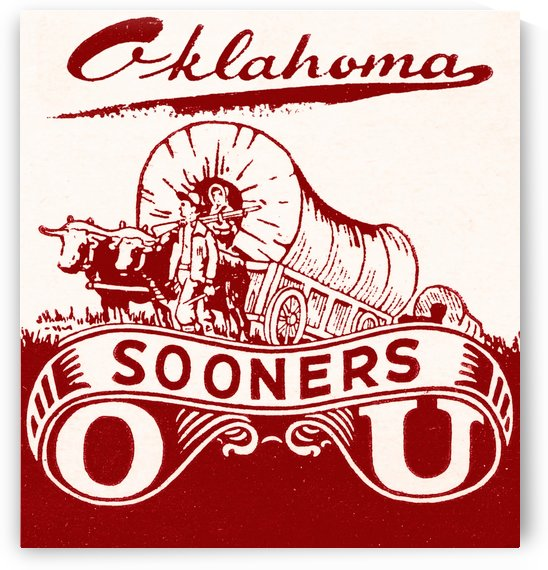 Vintage Oklahoma OU Sooners by Row One Brand