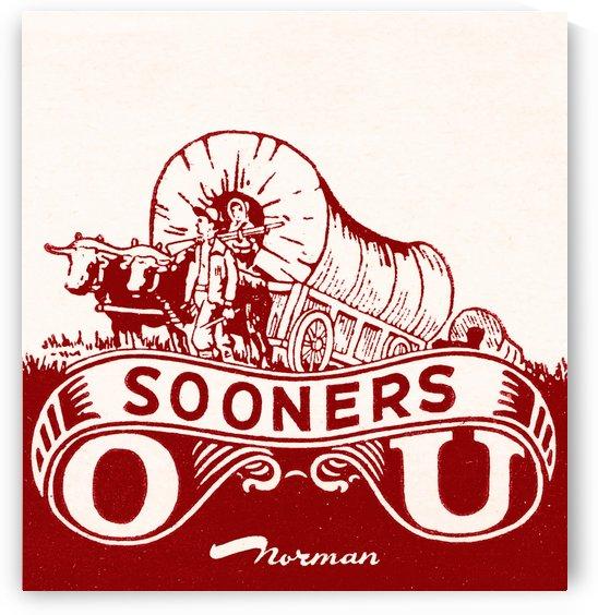 Norman Oklahoma  by Row One Brand