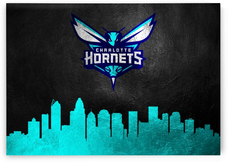 Charlotte Hornets by ABConcepts