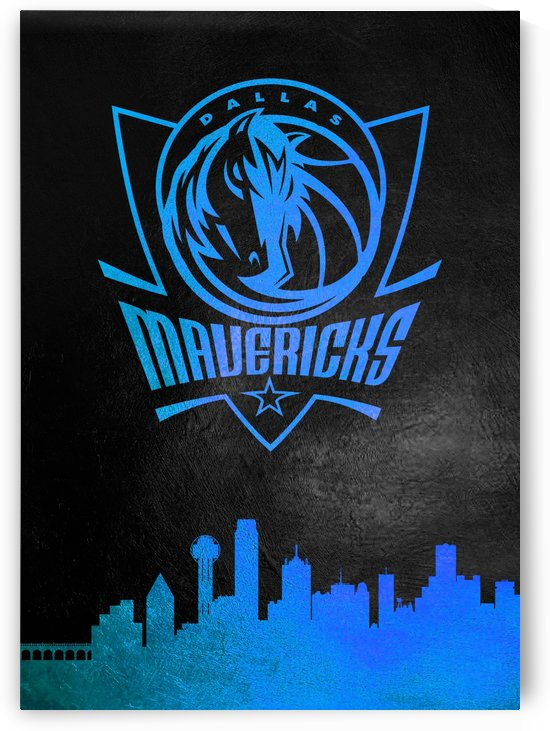 Dallas Mavericks by ABConcepts