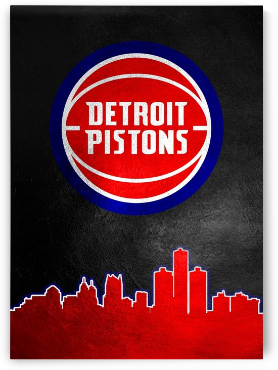 Detroit Pistons by ABConcepts