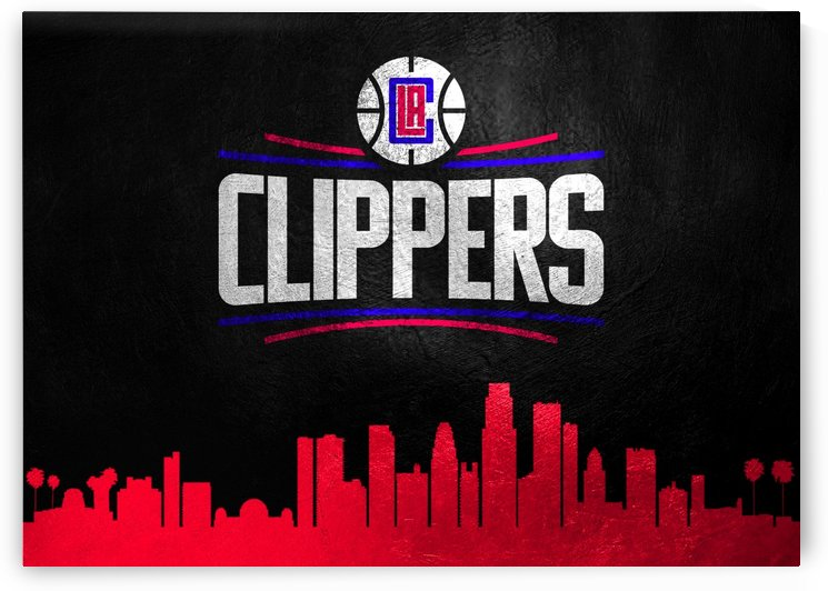 LA Clippers by ABConcepts
