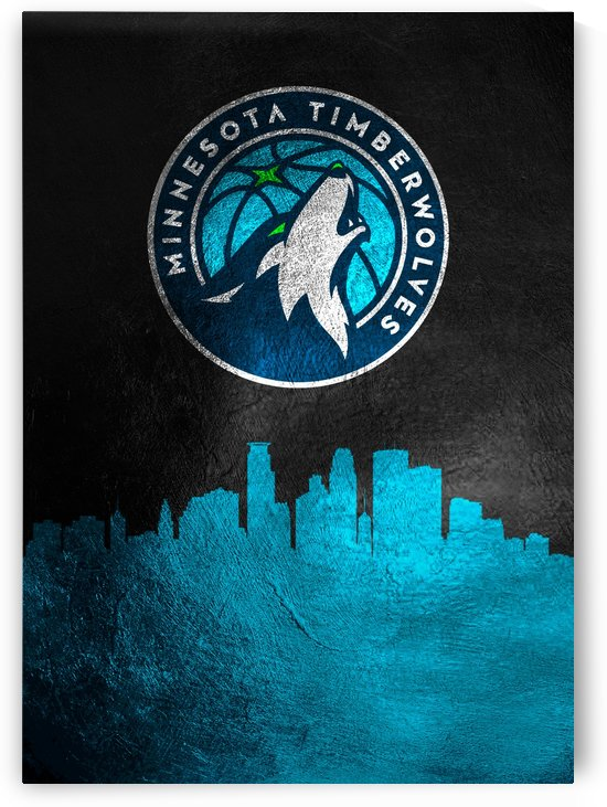 Minnesota Timberwolves by ABConcepts