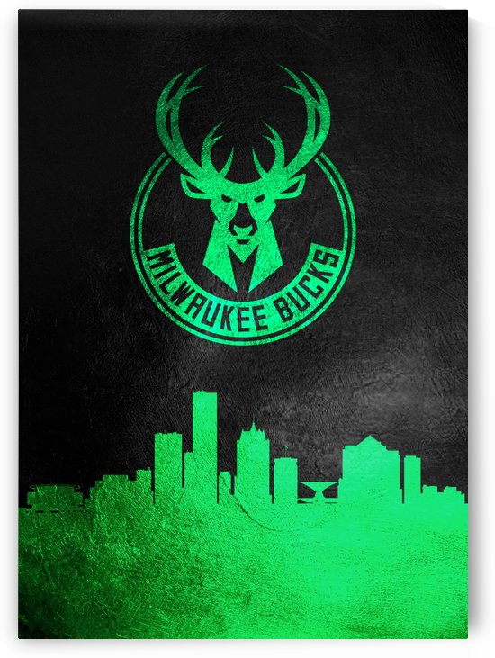Milwaukee Bucks by ABConcepts