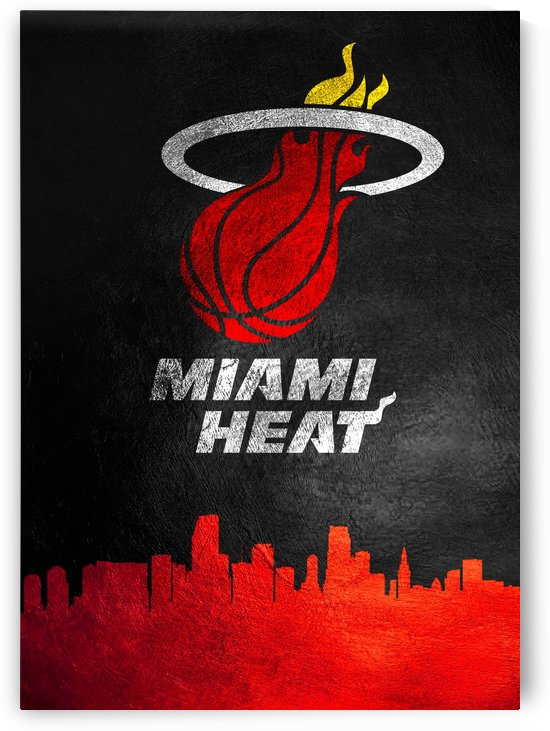 Miami Heat by ABConcepts