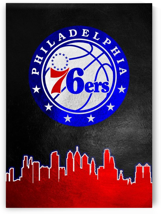 Philadelphia 76ers by ABConcepts