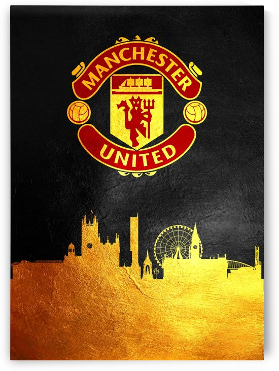 Manchester United by ABConcepts