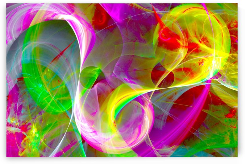 SWIRLS 1D by Jean-Jacques MASSOU