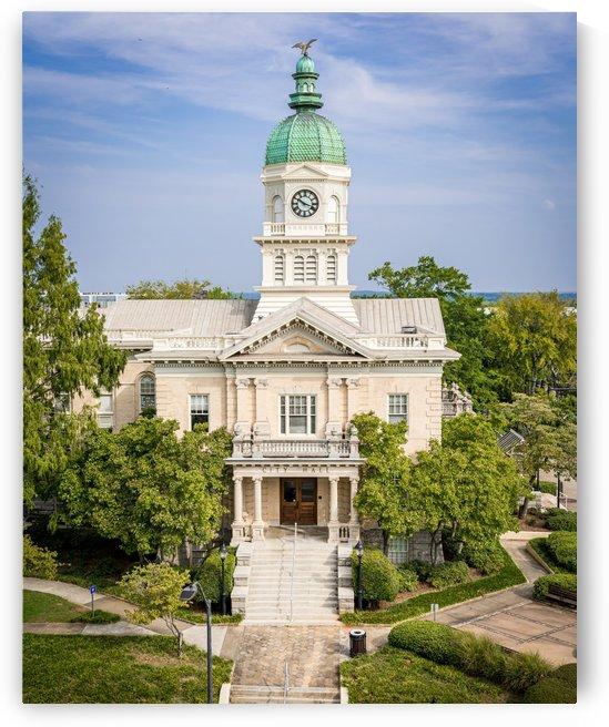 City Hall   Athens GA 9667 by @ThePhotourist