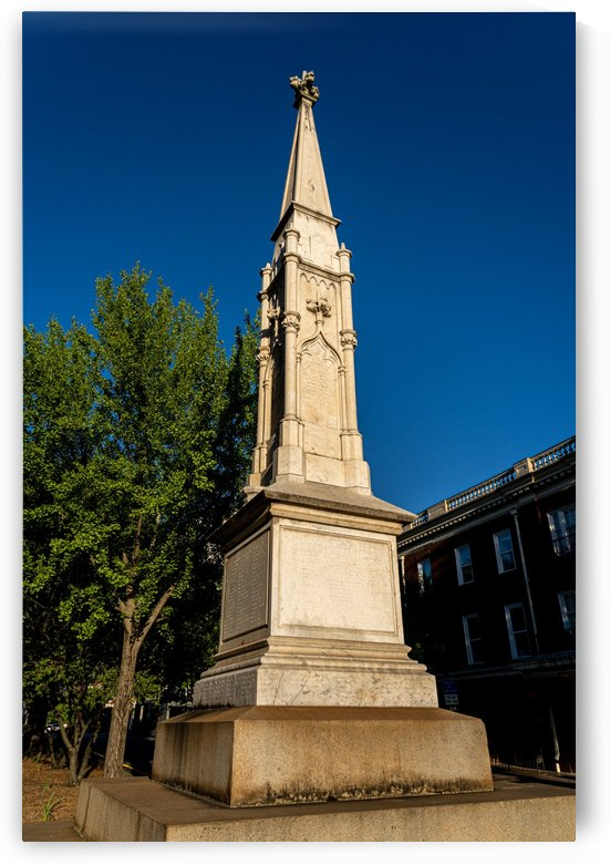 Confederate Monument Downtown Athens GA 06240 by @ThePhotourist