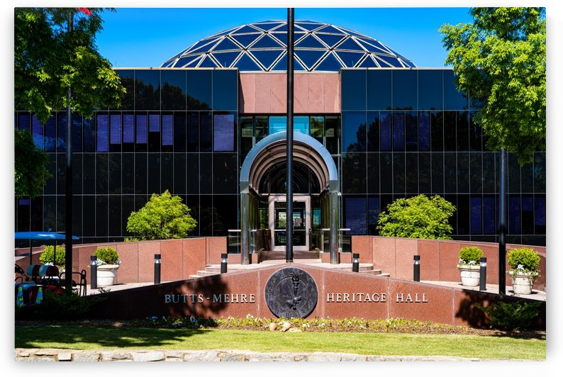 Butts Mehre Heritage Hall University of Georgia   Athens GA 07154 by @ThePhotourist