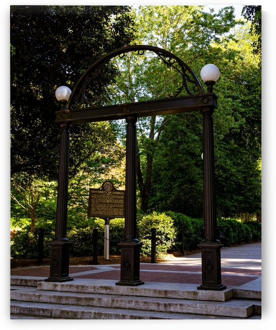 The Arch University of Georgia   Athens GA 07224 by @ThePhotourist