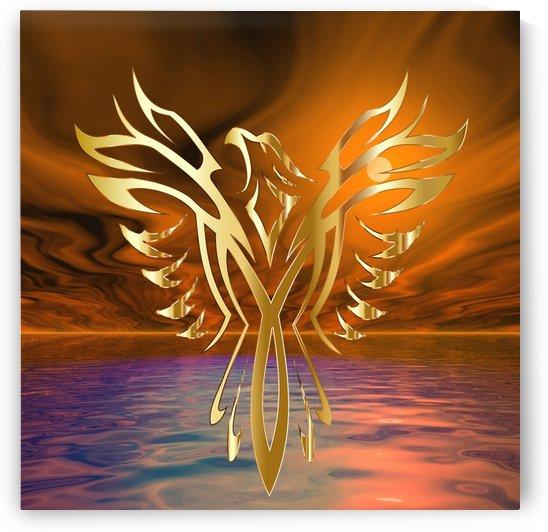 Phoenix Rising by Matthew Lacey
