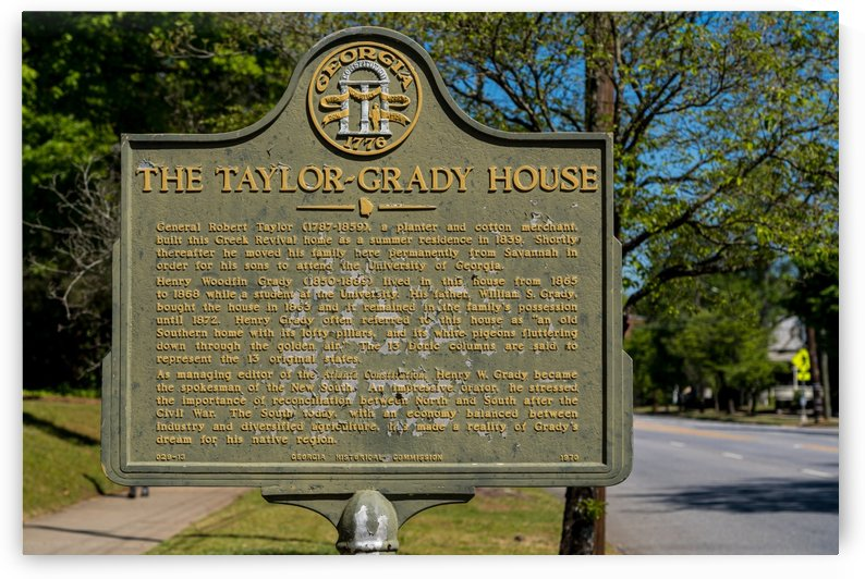 The Taylor Grady House   Athens GA 07126 by @ThePhotourist