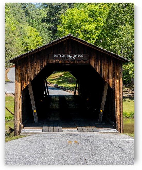 Watson Mill Bridge State Park   Comer GA 06571 by @ThePhotourist