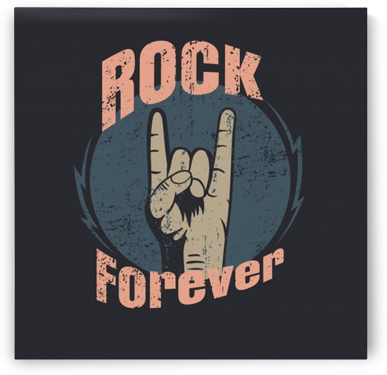 rock forever_ by Shamudy