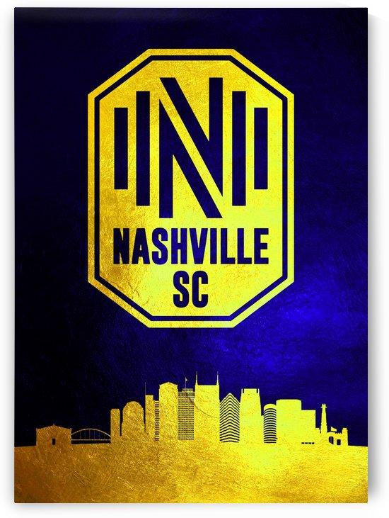 Nashville FC by ABConcepts