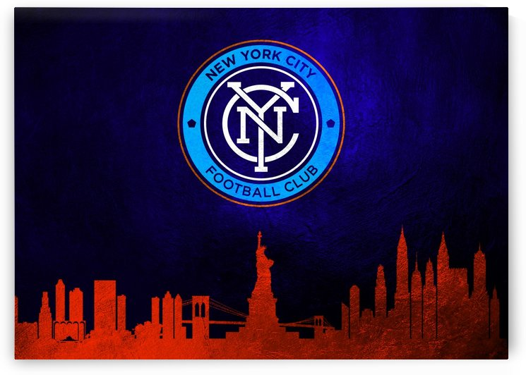 New York City FC by ABConcepts