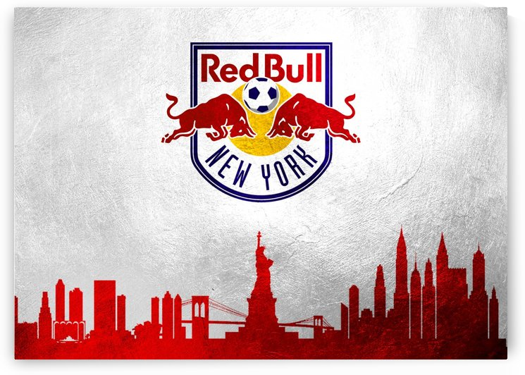 New York Red Bulls 2 by ABConcepts