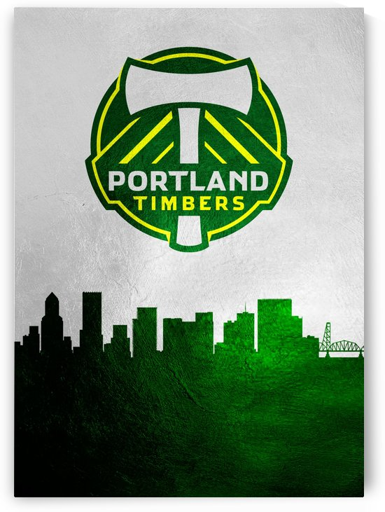 Portland Timbers 2 by ABConcepts