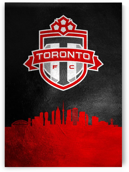 Toronto FC Dark by ABConcepts