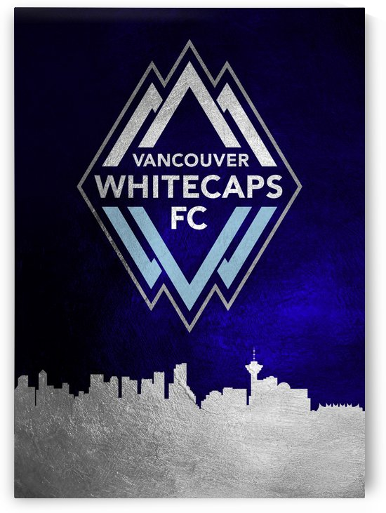 Vancouver Whitecaps Dark by ABConcepts