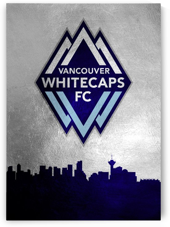 Vancouver Whitecaps Light by ABConcepts