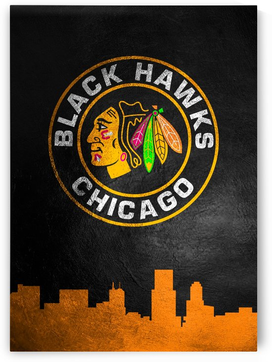 Chicago Blackhawks by ABConcepts