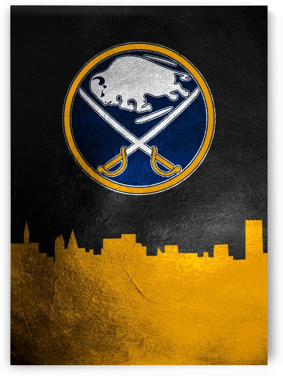 Buffalo Sabres by ABConcepts