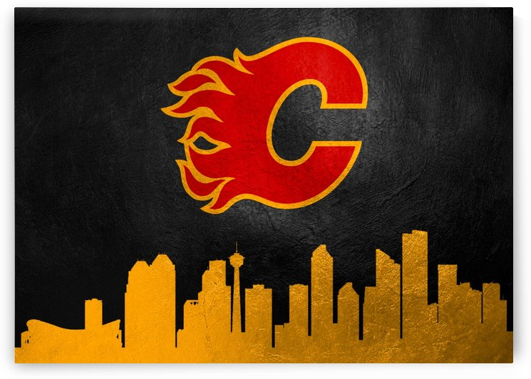 Calgary Flames by ABConcepts