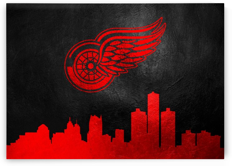 Detroit Red Wings by ABConcepts