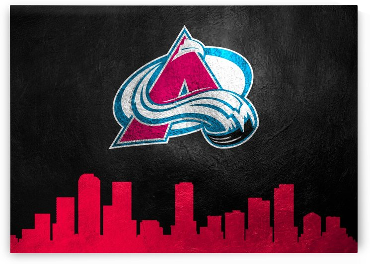Colorado Avalanche by ABConcepts