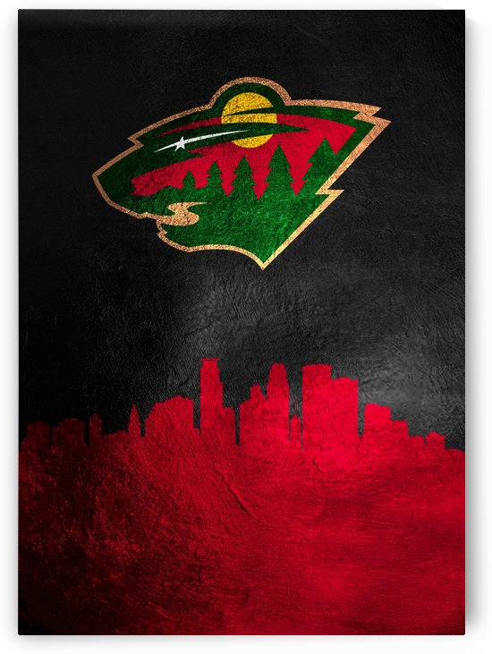 Minnesota Wild by ABConcepts