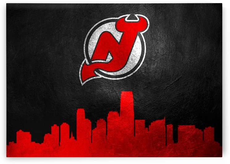 New Jersey Devils by ABConcepts