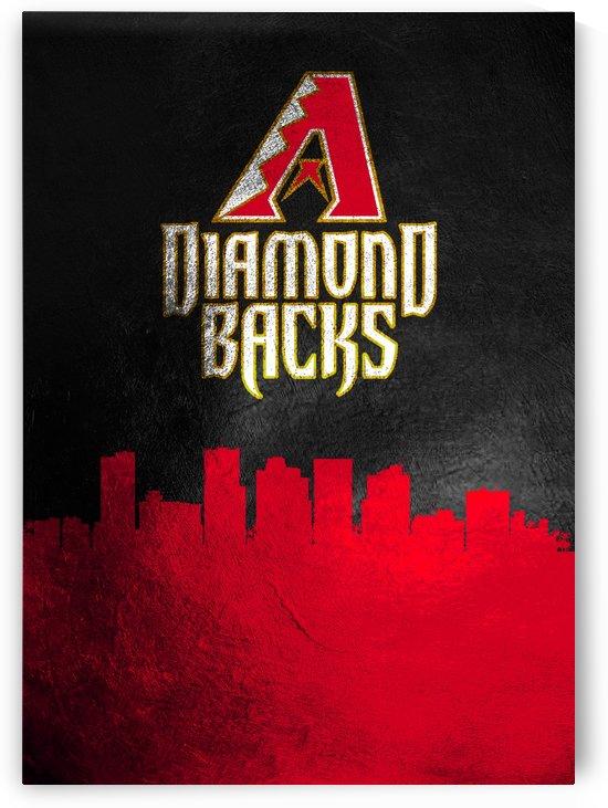 Arizona Diamond Backs by ABConcepts